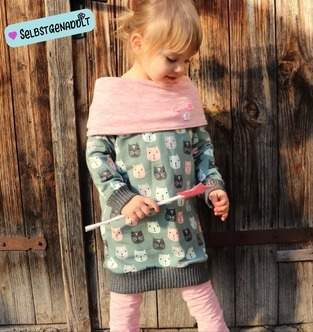 Makerist - Longpulli für Kids - 1