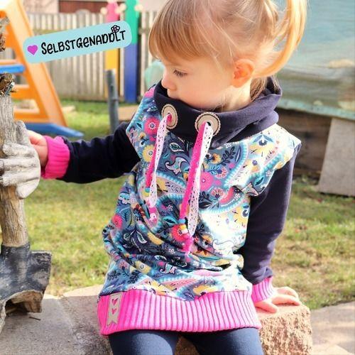 Makerist - Longpulli für Kids - Nähprojekte - 2