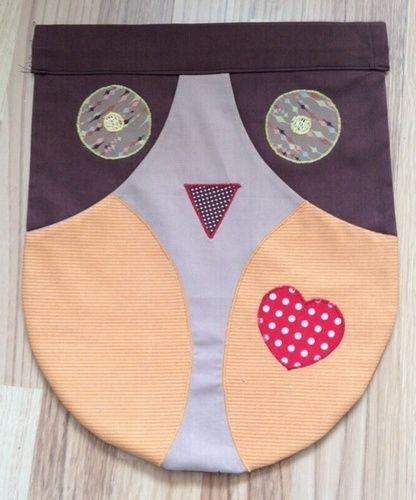 Makerist - Wäscheklammernbeutel aus Baumwolle für meine Mama - Nähprojekte - 1