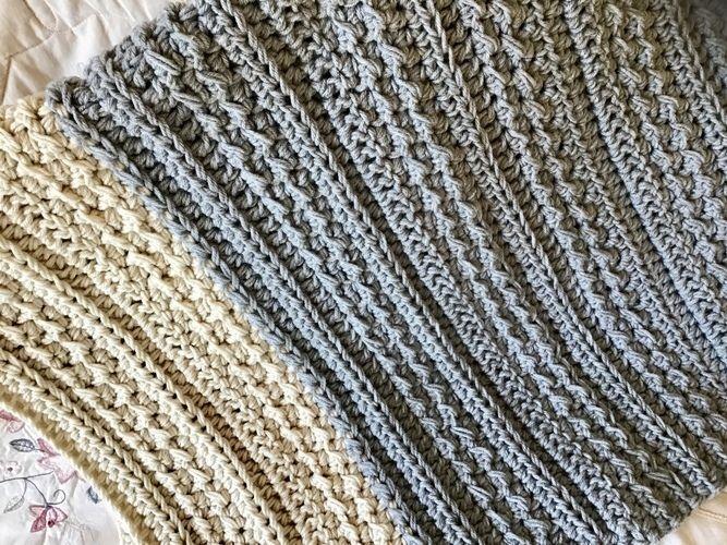 Makerist - The Woodbridge Throw - Crochet Showcase - 1