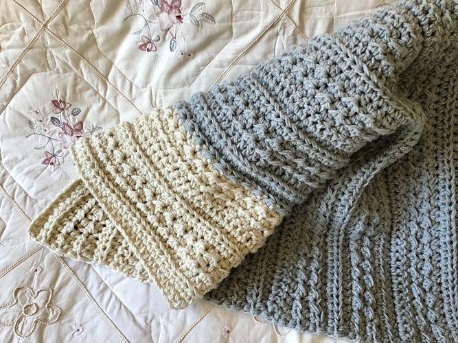 Makerist - The Woodbridge Throw - Crochet Showcase - 3