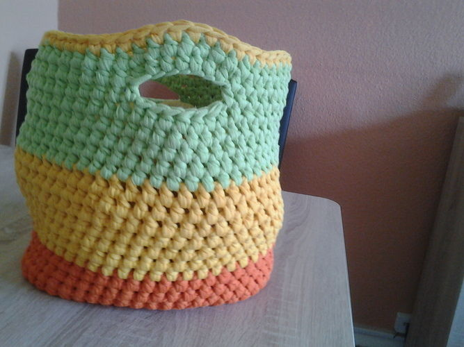 Makerist - Handtasche - Häkelprojekte - 1