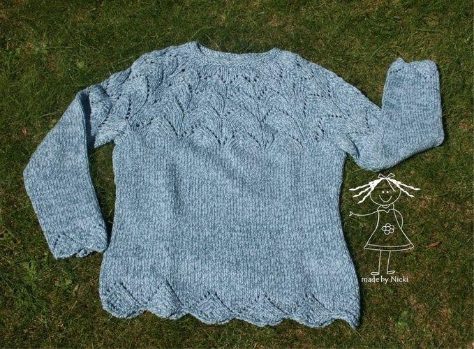Makerist - Fox Sweater by Drops Design - Strickprojekte - 1
