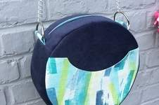 Makerist - Sac rond Nougatine - 1