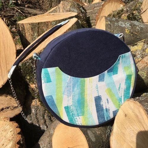 Makerist - Sac rond Nougatine - Créations de couture - 2