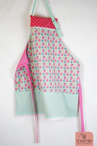 Makerist - Eine Stoffschürze als Geschenk zum Kindergeburtstag - Nähprojekte - 2