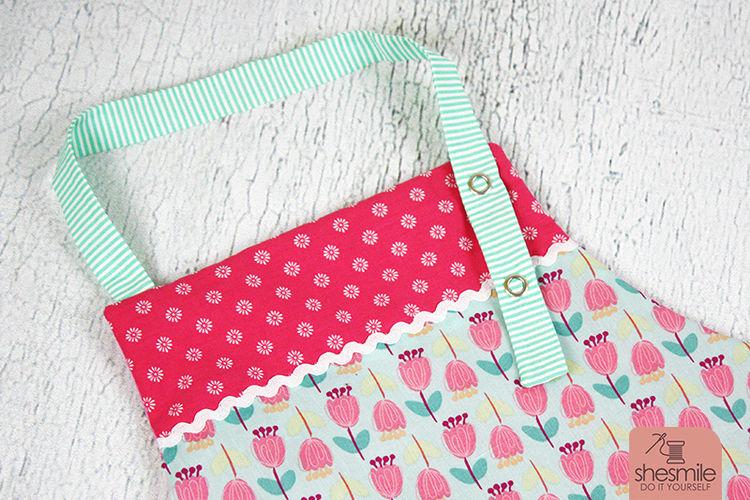 Makerist - Eine Stoffschürze als Geschenk zum Kindergeburtstag - Nähprojekte - 3