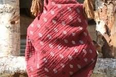 Makerist - Einfaches Tuch als Restevertung - 1