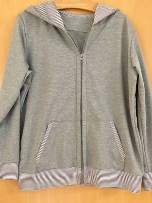 Makerist - Sweatshirtjacke  - 1
