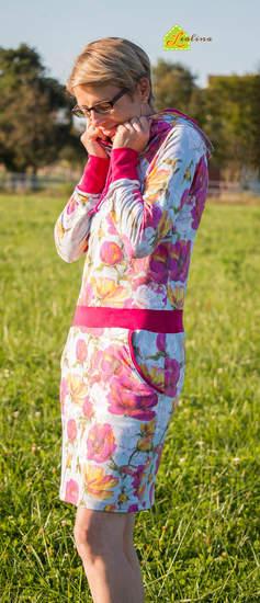 Makerist - Julieta (Damenkleid) aus Modalsweat  - 1