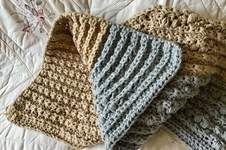Makerist - The French Knot Throw - 1