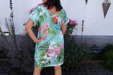 Makerist - Sommerkleid aus Baumwollstoff von Spoonflower - 1