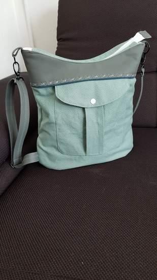 Makerist - Tinker Bag - neue Nähmaschine wird auf die Probe gestellt...  - 1