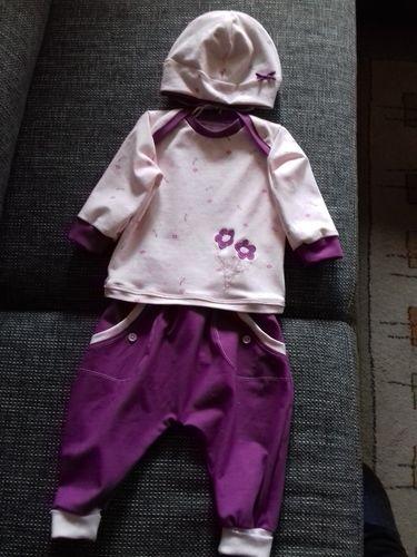 Makerist - Eine Kombi für eine kleine Prinzessin - Nähprojekte - 1