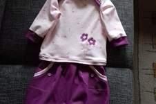 Makerist - Eine Kombi für eine kleine Prinzessin - 1