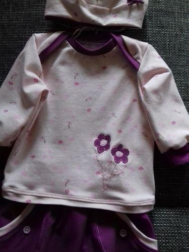 Makerist - Eine Kombi für eine kleine Prinzessin - Nähprojekte - 2