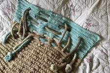 Makerist - The Lighthouse Throw - 1