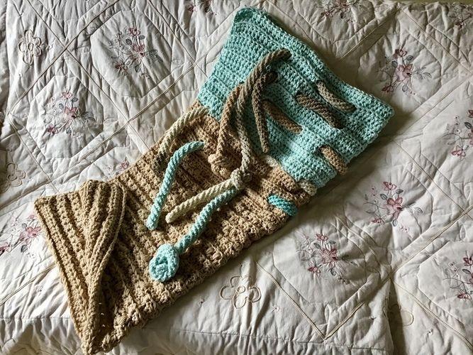 Makerist - The Lighthouse Throw - Crochet Showcase - 2