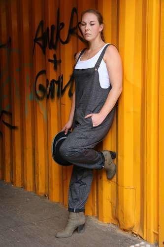 Makerist - Jumpsuit/Latzhose Pepita 32 - 60 - Nähprojekte - 1