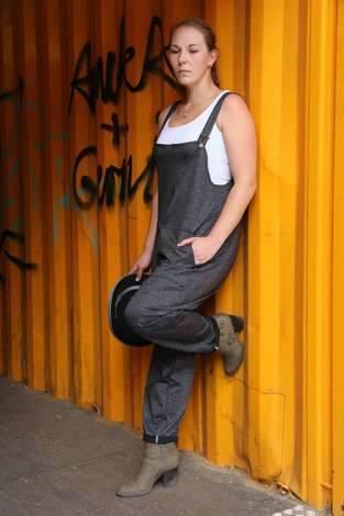 Makerist - Jumpsuit/Latzhose Pepita 32 - 60 - 1
