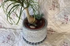 Makerist - The Hampton Pedestal Basket - 1