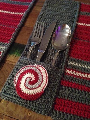Makerist - Tischlein deck Dich! Das Auge ist mit.. - Häkelprojekte - 2