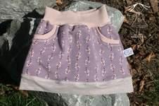 Makerist - Rock Little Sweat Skirt von Lin-Kim - 1