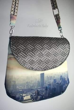 Makerist - Citybag Bohania - 1