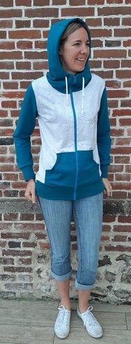Makerist - sweat à capuche Fadenkafer - Créations de couture - 2