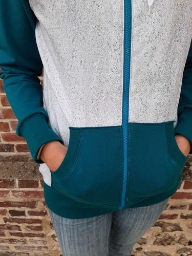 Makerist - sweat à capuche Fadenkafer - Créations de couture - 3