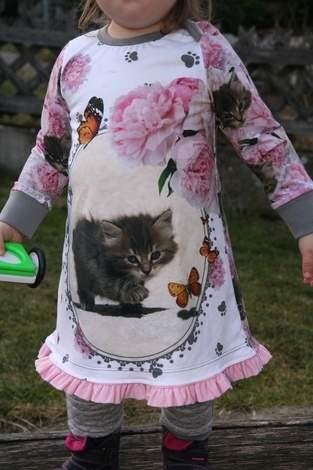 Makerist - Kinderkleid von Klimperklein - 1
