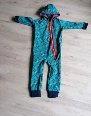 Makerist - Softshell Anzug  - 1