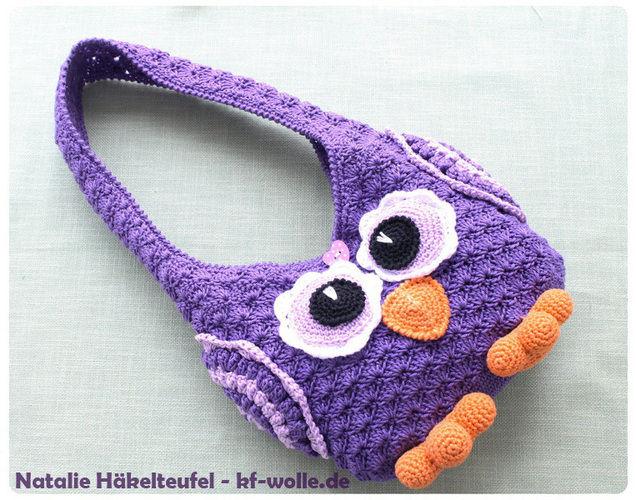 Makerist - Taschen - Häkelprojekte - 1