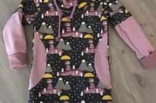 Makerist - Hoodiekleid aus Sweat für Mädchen - 1