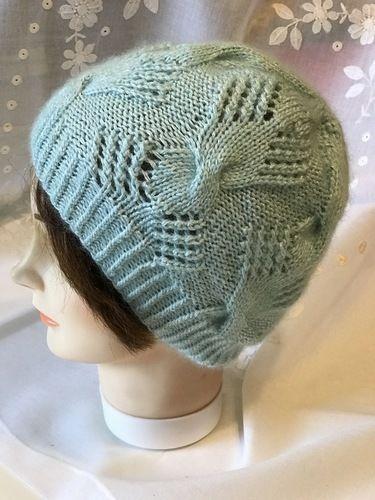 Makerist - Mütze Dublin aus Fuga - Strickprojekte - 1