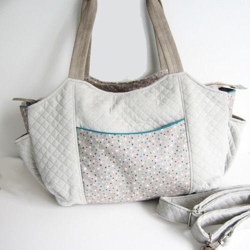 Makerist - Tutoriel du Sac Emma - Créations de couture - 3