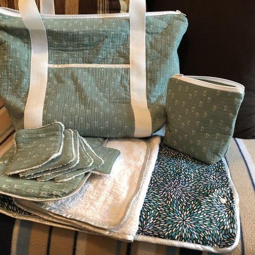 Makerist - Kit à langer pour mes nièces - Créations de couture - 1
