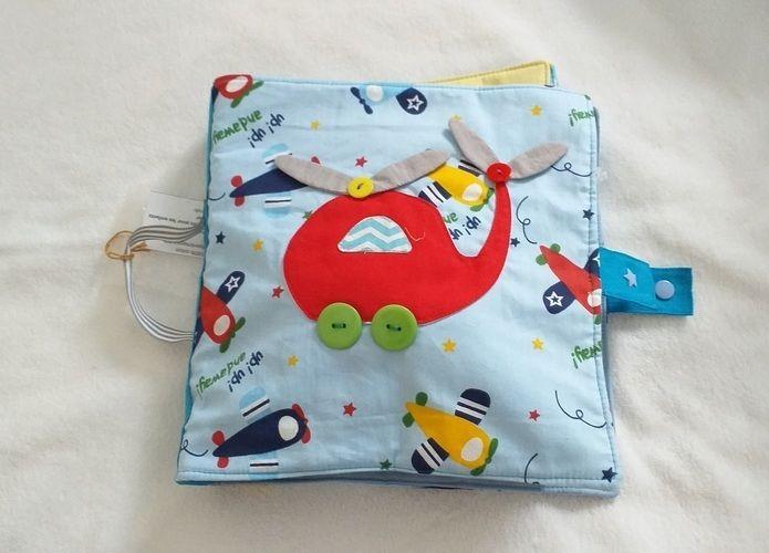 Makerist - Quietbook pour enfant de 0 à 3 ans - Autres créations - 1