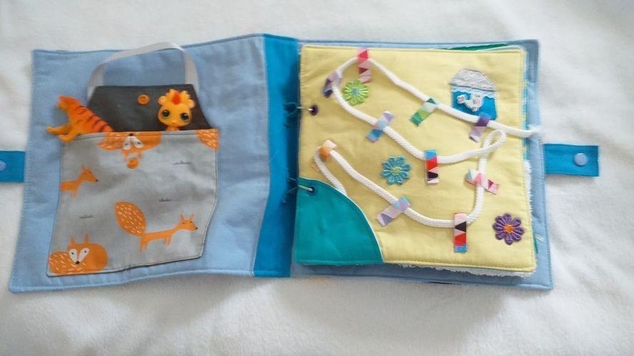 Makerist - Quietbook pour enfant de 0 à 3 ans - Autres créations - 2