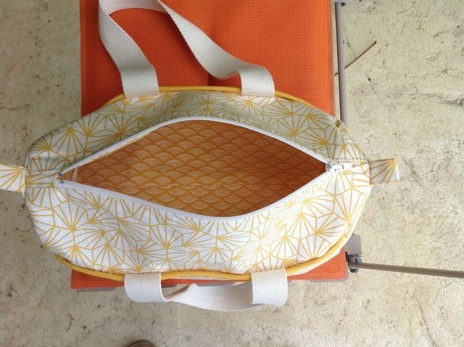 Makerist - Un sac pour transporter le goûter  - Créations de couture - 2