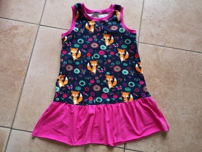 Makerist - Ratz-Fatz-Kinderkleid von Trash Monstarz® - Nähprojekte - 1