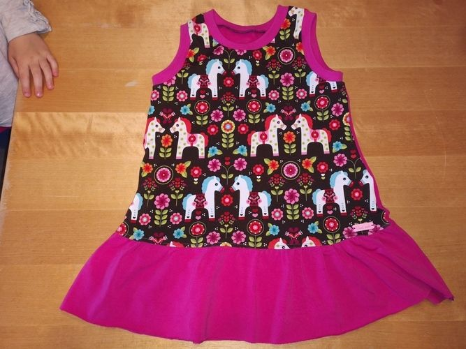 Makerist - Ratz-Fatz-Kinderkleid von Trash Monstarz® - Nähprojekte - 2