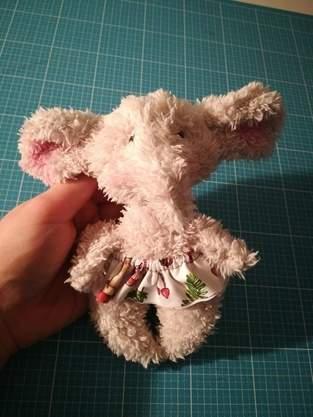 Makerist - Ein kleiner Elefant für meine Tochter  - 1