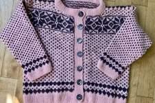 Makerist - Fair Isle Technik mit Steek - Kuschlige Kinder Jacke für meine Grossnichte - 1