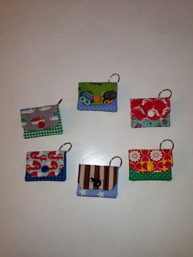 Makerist - Portemonnaies ganz klein, für groß und klein!  - Nähprojekte - 1