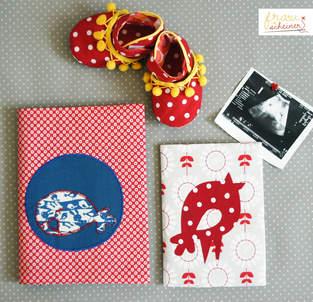 Makerist - U Heft Hülle und Mutterpasshülle - 1