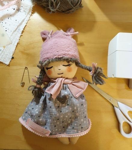 Makerist - Püpü für meine Püppi - Nähprojekte - 1