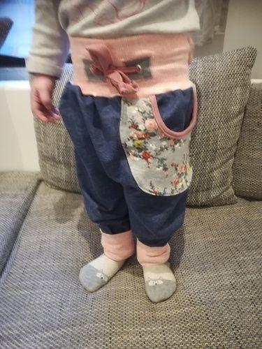 Makerist - Mädchenhose zum Steine sammeln - Nähprojekte - 1
