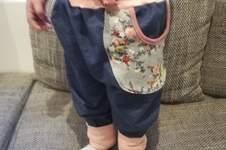 Makerist - Mädchenhose zum Steine sammeln - 1
