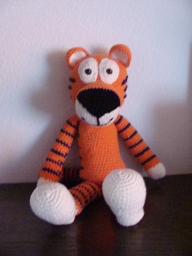 Makerist - Tiger - Häkelprojekte - 1